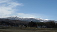 2月の安達太良山