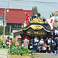 玉井神社の秋の祭礼