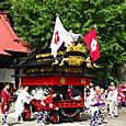 玉井神社の祭礼