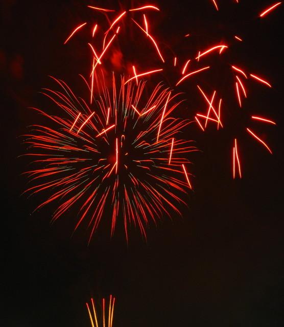2008、村の花火.13