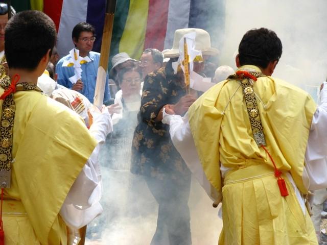 遠藤ヶ滝不動尊秋季例大祭
