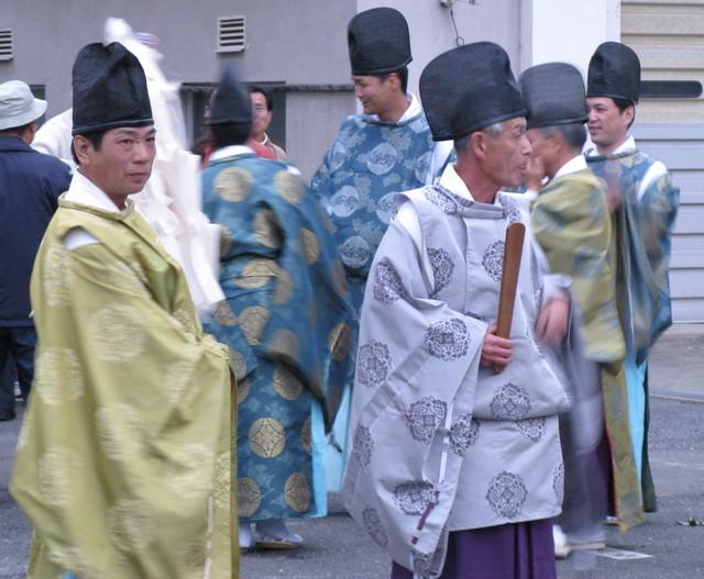 安達太良神社祭礼