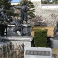 Img_0459 二本松少年隊のブロンズ像