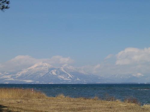 Img_1059 磐梯山と猪苗代湖