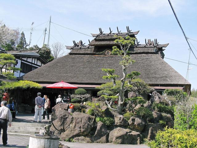 名所フォトめぐり写真: 三春・高柴デコ屋敷